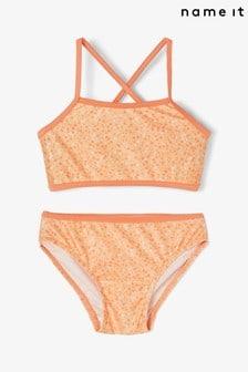 Name It Printed Bikini Set