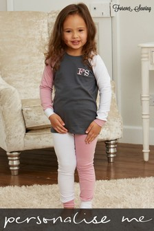 Personalised Baby/ Toddler Mix and Match Lounge Set by Forever Sewing