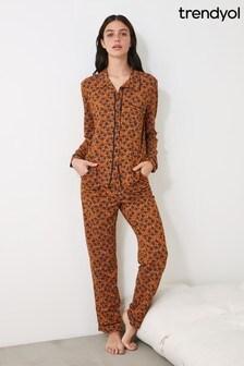 Trendyol Printed Pyjamas