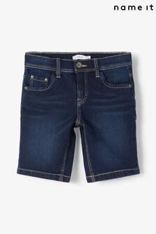 Name It Stretch Denim Shorts