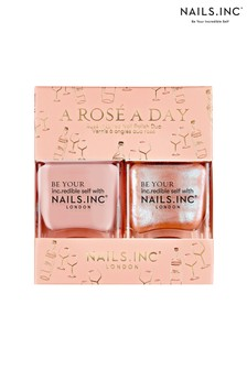 NAILS INC A Rose A Day Duo Set (Worth £30)