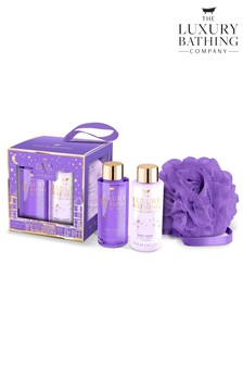 The Luxury Bathing Company Dream Duo Gift Set