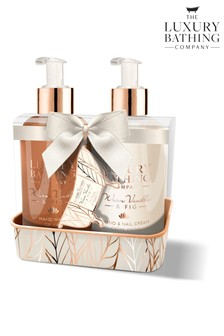 The Luxury Bathing Company Pampered Hands Gift Set