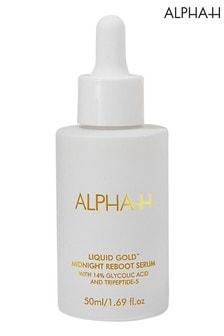 Alpha H Liquid Gold Midnight Reboot Serum 50ml
