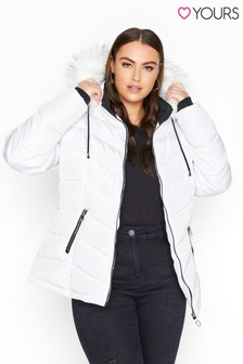 Yours Padded Puffer Jacket