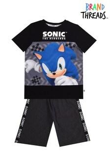 Brand Threads Sonic Boys Short Pyjamas