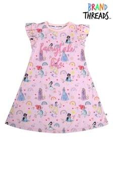 Brand Threads Girls Princess Nightie