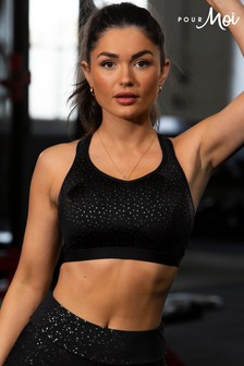 Pour Moi Energy Non Wired Non Padded Full Cup Sports Bra