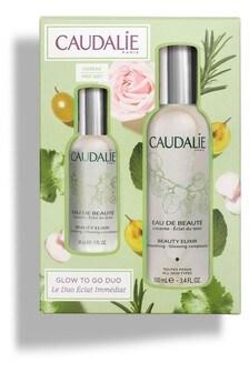 Caudalie Glow To Go Duo Beauty Elixir Set (worth £44)