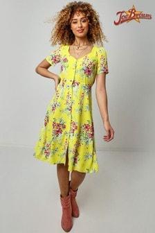 Joe Browns Button Through Mini Dress