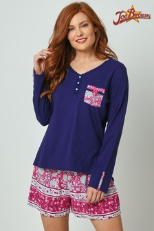 Joe Browns Long Sleeve Lounge Top