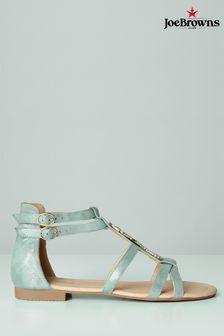 Joe Browns Shimmer Seahorse Sandals