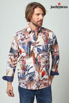 Joe Browns Funky Floral Shirt