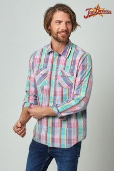 Joe Browns All Checked In Shirt