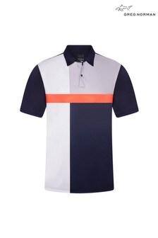 Greg Norman LAB ML75 Block Polo Shirt