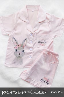 Personalised Adults Shorts PJ's by Penelope May