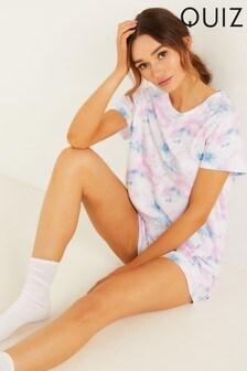 Quiz Tie Dye Pyjama Set