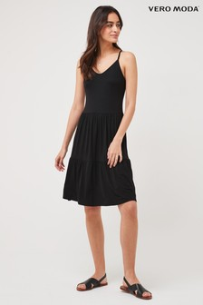Vero Moda Jersey Cami Smock Dress