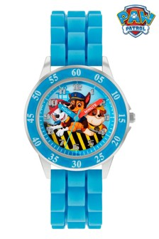 Paw Patrol Silicone Strap Watch with Character Dial