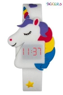 Tikkers Silicone Strap Unicorn Design Watch