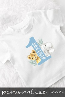 Personalised Birthday T-Shirt by Penelope May