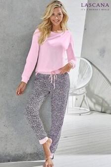 Lascana Printed Pyjama Trouser