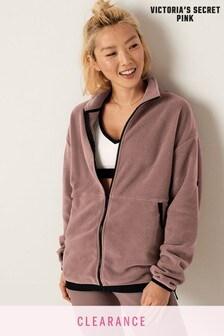 Victoria's Secret PINK Polar Fleece Full-Zip