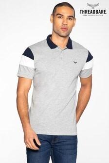 Threadbare Taggart Cotton Short Sleeve Polo Shirt