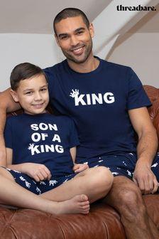 Threadbare King Cotton Pyjama Set