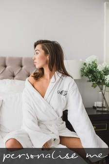 Personalised Robe by Made Wright London
