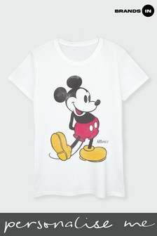 Mickey Mouse Womens T-Shirt by Disney