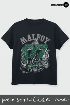 Girls Malfoy T-Shirt by Harry Potter