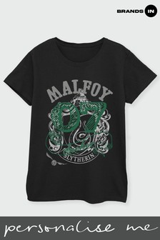Womens Malfoy T-Shirt by Harry Potter