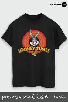 Mens Bugs Bunny T-Shirt by Looney Tunes