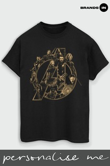 Mens War Avengers T-Shirt by Marvel