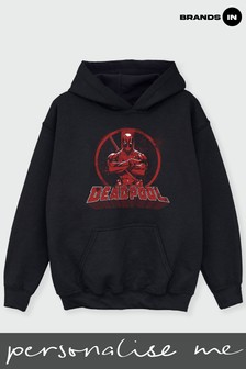 Marvel Boys Deadpool Hoodie by Marvel