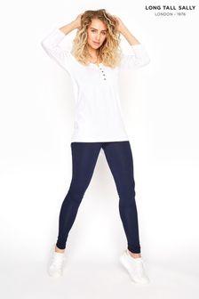 Long Tall Sally Cotton Leggings
