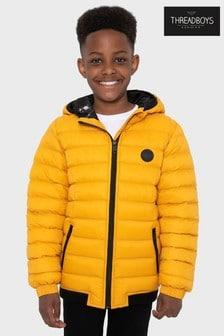 Threadboys Cole Hooded Padded Jacket