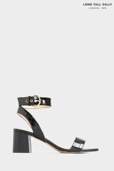 Long Tall Sally Two Part Block Heel Sandals