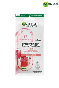 Garnier SkinActive Hyaluronic Acid Firming Ampoule Sheet Mask 15g