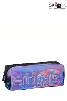 Smiggle Galaxy Twin Zip Pencil Case