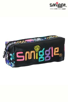 Smiggle Galaxy Twin Zip Pencil Case
