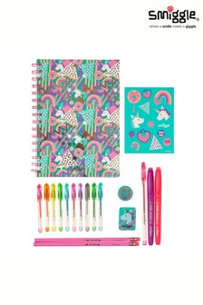 Smiggle Essentials A5 Stationery Kit