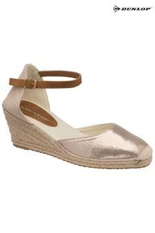 Dunlop Ladies' Wedge Sandals