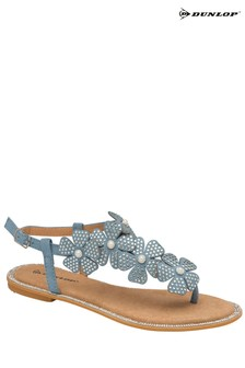 Dunlop Ladies' Ankle Strap Sandals