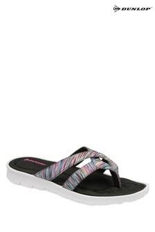 Dunlop Ladies' Toe Thong Sandals