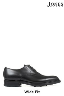 Design Loake by Jones Bootmaker Apache Goodyear Welted Men's Wide Fit Leather Derby Shoes