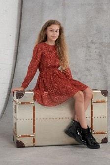 Angel & Rocket Carina Kaleidoscope Print Dress