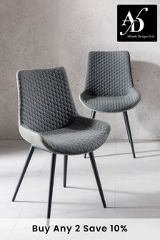 Utah Dining Chairs by Alfrank Designs