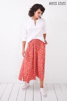 White Stuff Bella Midi Skirt